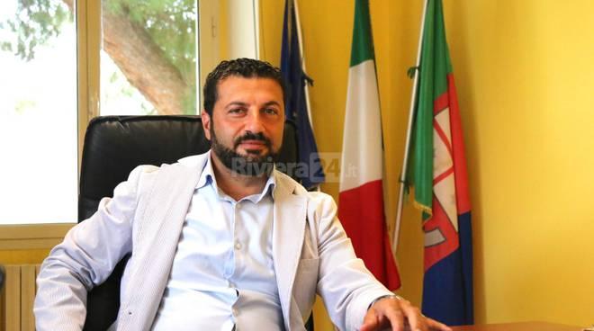 Armando Biasi torna sindaco, le immagini dell'insediamento in Comune