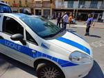 Bordighera, incidente auto moto aurelia