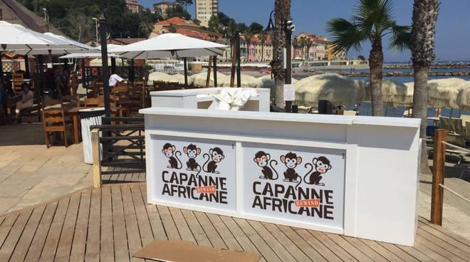 Capanne Africane