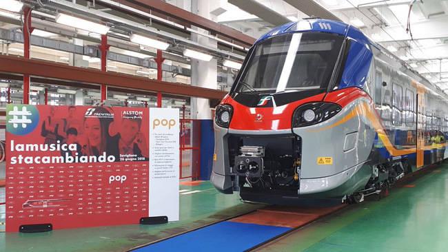 Riviera24 - treno pop trenitalia