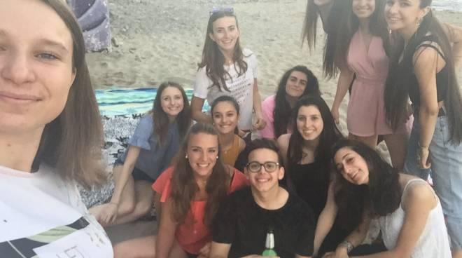 Notte prima degli esami liceali Sanremo
