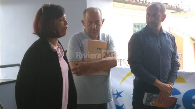 riviera24 - A Vallebona la firma del progetto di monitoraggio dell'attività fisica