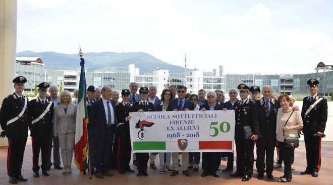 riviera24- bandiera carabinieri