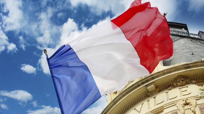 riviera24 - bandiera francia francese