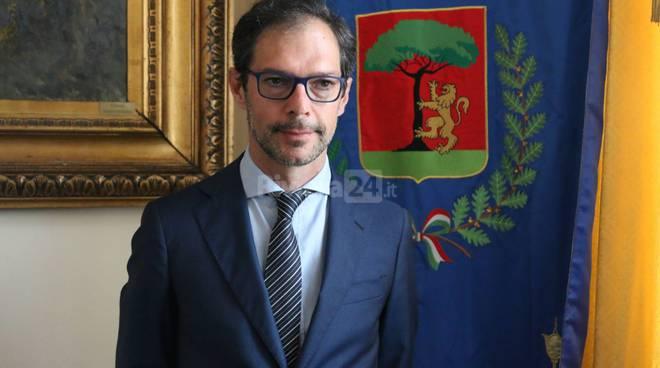 riviera24-Bordighera, si è insediato a Palazzo Garnier il nuovo sindaco Vittorio Ingenit