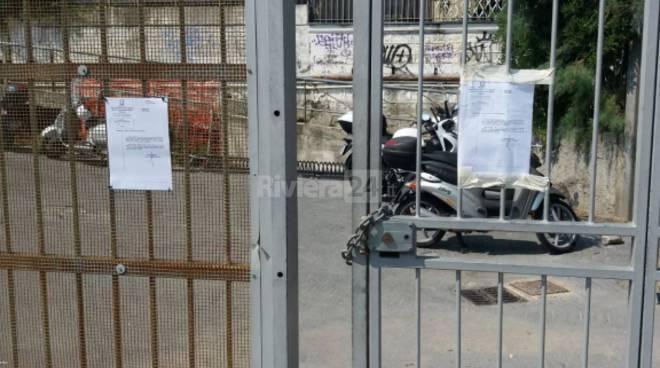riviera24 - cancello portosole