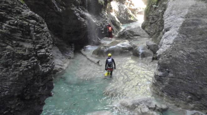riviera24 - Canyoning