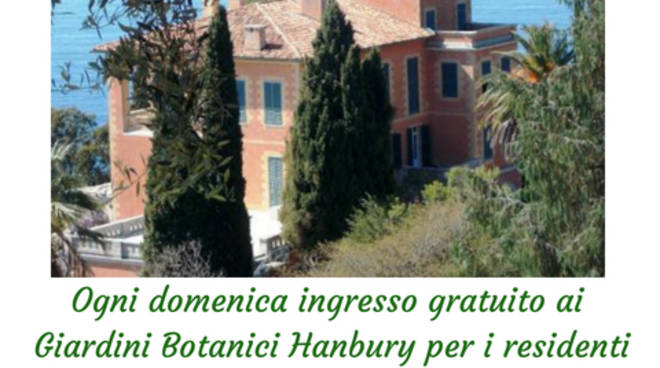 riviera24- giardini Hanbury