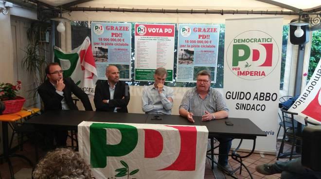 riviera24 - Graziano Delrio e Guido Abbo