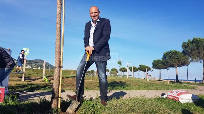 riviera24-Imperia al Centro, Guido Abbo chiude la sua campagna elettorale