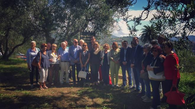 riviera24- l'uliveto sperimentale