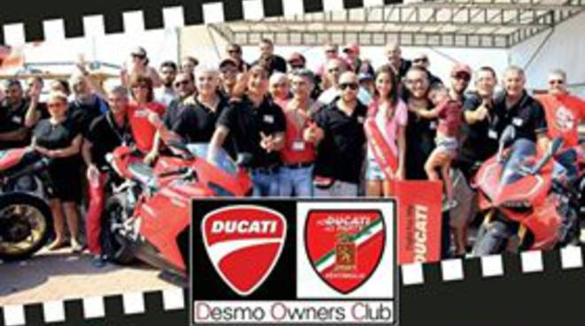 "riviera24 - ""NO DUCATI nO PARTY Club di Ventimiglia"""
