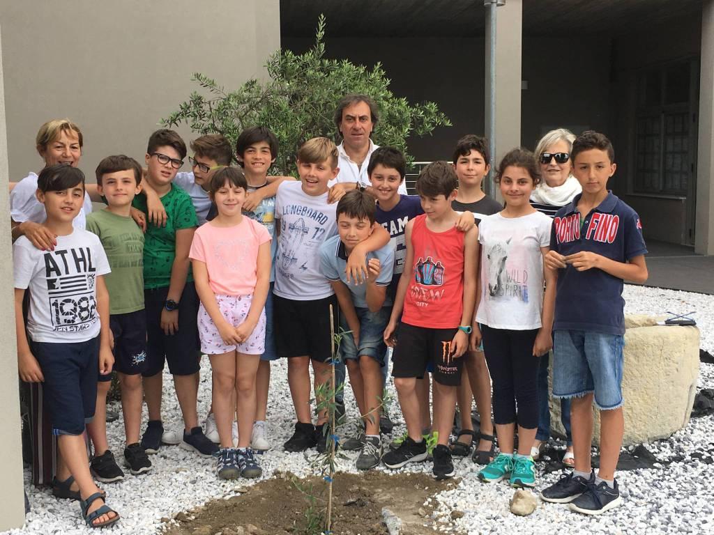 Riviera24- scuola Cipressa