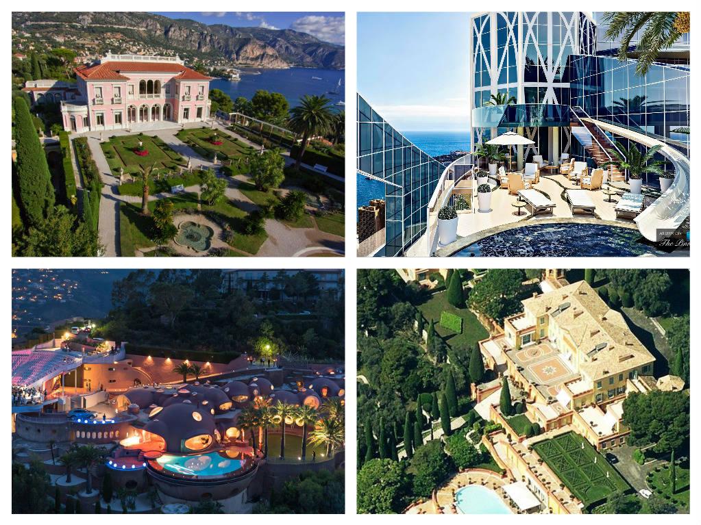 Riviera24 - Ville costose in costa azzurra