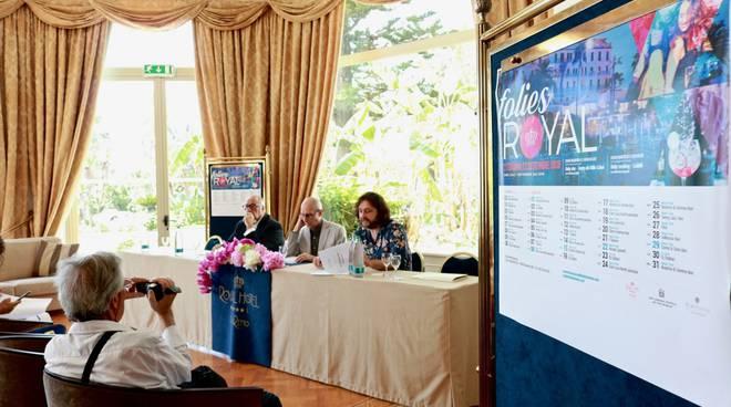 Royal Hotel Sanremo_ conferenza stampa
