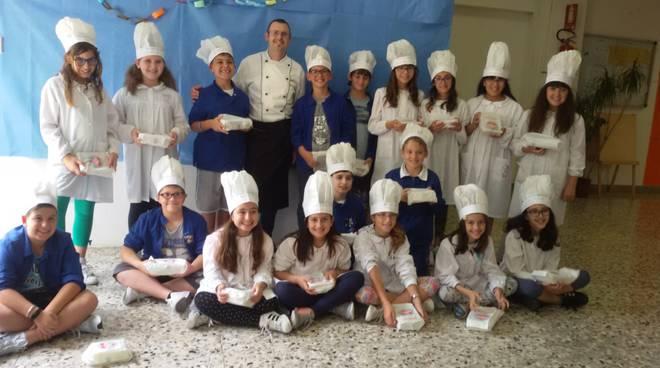 """Sanremo, Rubino, """"A scuola con gusto e tradizione"""""""