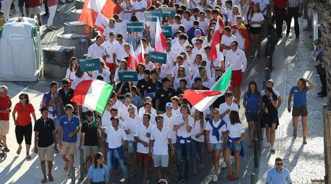 Apertura giochi Portogallo