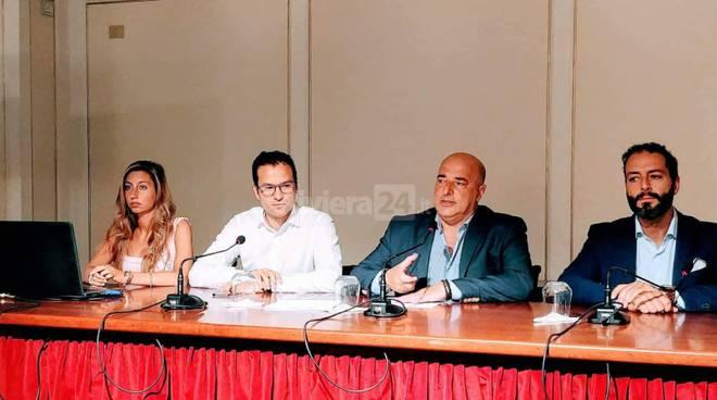 Presentazione app #LaMiaLiguria