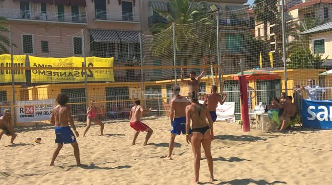 riviera24 - 24Orissima di beach volley a Sanremo