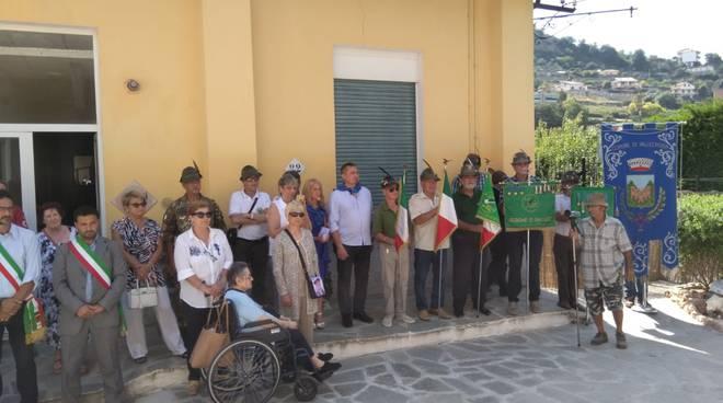 riviera24 - Alpini a caserma di Vallecrosia