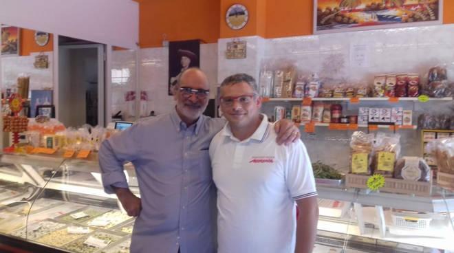 riviera24 - Andy Luotto e Pasta Fresca Morena