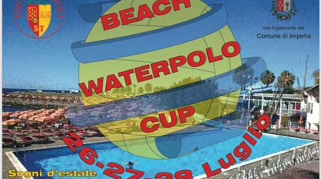 riviera24 - Beach Waterpolo Cup