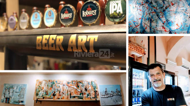 Riviera24 - Beer Art