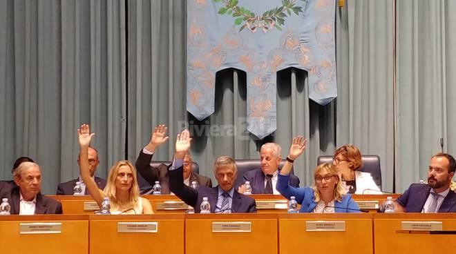 riviera24- consiglio comunale Im 16 luglio