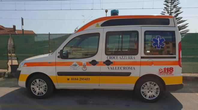 riviera24 - Croce Azzurra di Vallecrosia