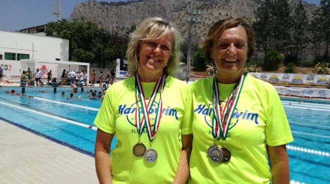 riviera24 - Daniela Gariglio e Janet Harmer