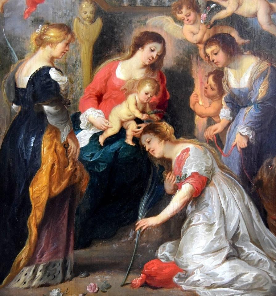 riviera24 - Dipinto di Rubens