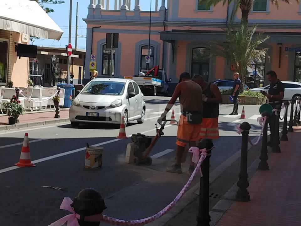 Riviera24- doppio senso Bordighera
