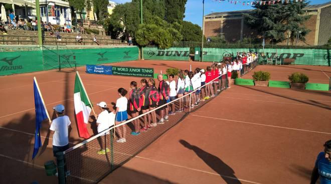 riviera24-European Summer Cup, a Sanremo il tennis internazionale femminile