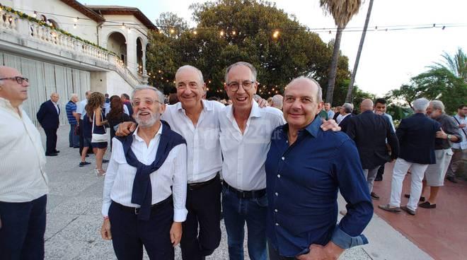 riviera24-Festa d'estate di Sanremo al Centro, Biancheri lancia la ricandidatura