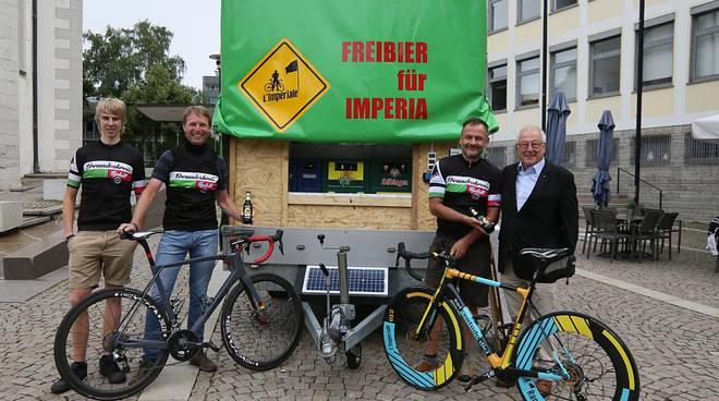 riviera24 -   Ciclisti di Friedrichshafen