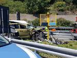riviera24 - Incidente mortale sull'Autofiori