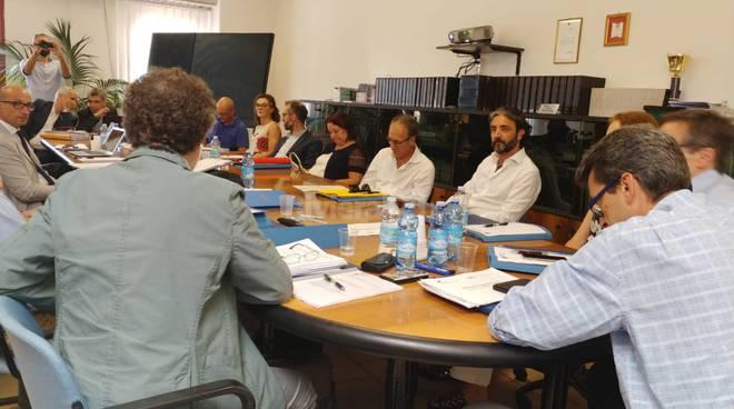 riviera24-L'assemblea dei soci di RT riccardo giordano
