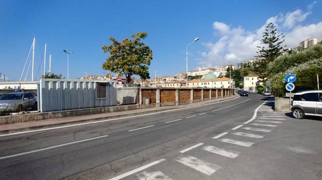 Riviera24- muro calata Anselmi