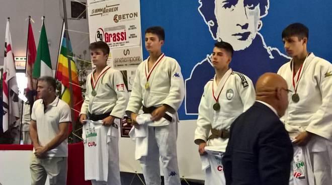 riviera24 - Nadia Arfaoui, Giulia Ghiglione, Mattia Lombardi e Lorenzo Rossi