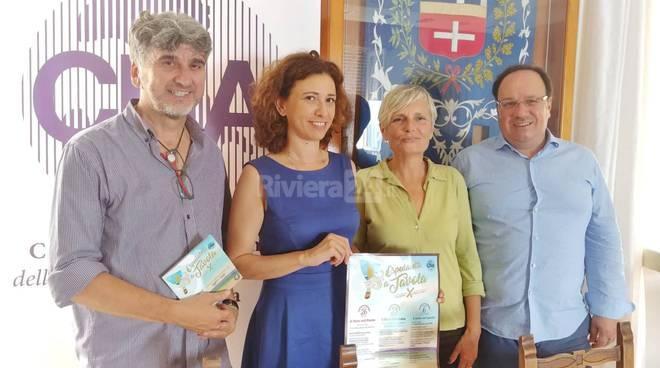 """Riviera24 - """"Ospedaletti a tavola"""", conferenza stampa"""