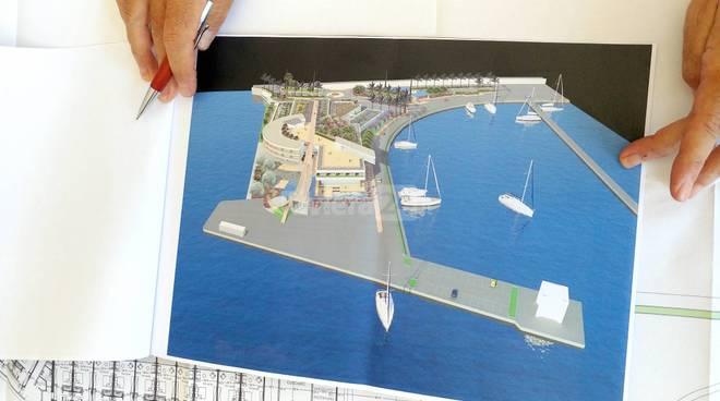riviera24-Portosole, le immagini del progetto del nuovo albergo