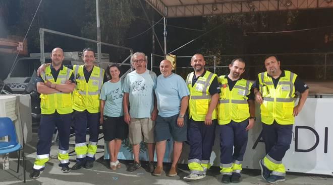 """riviera24 - Steward alla """"Sagra del Pesce"""" di Bordighera"""