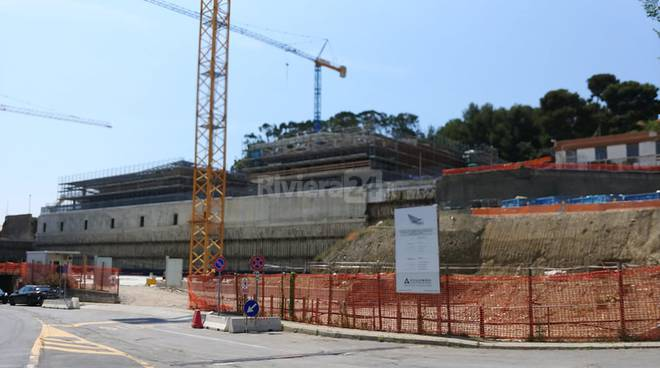 riviera24-the mall cantiere