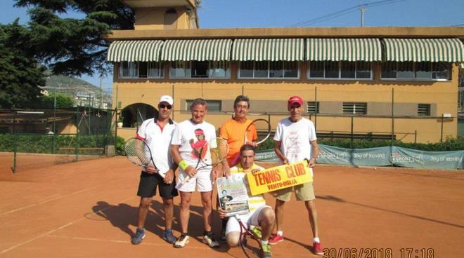 """riviera24 - Torneo """"giallo"""" al TC Ventimiglia"""