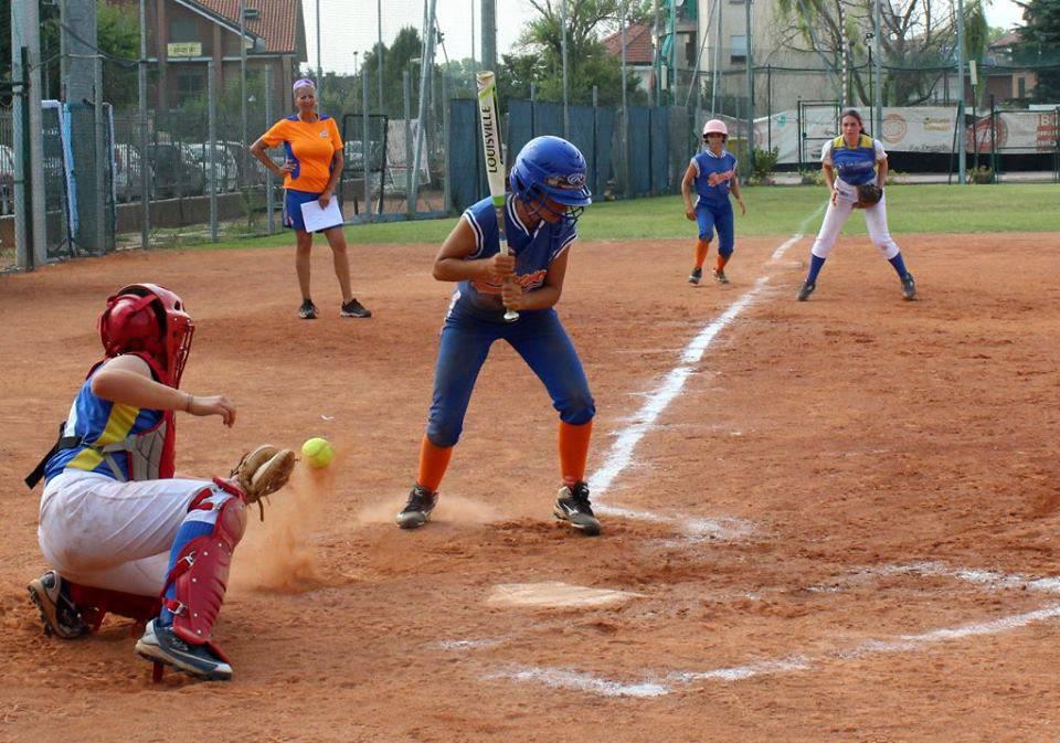 riviera24 - Under 13 ed under 16 della Softball School