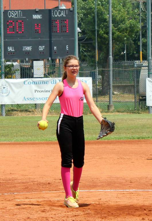 riviera24 - Under 13 ed under 16 della Softball School