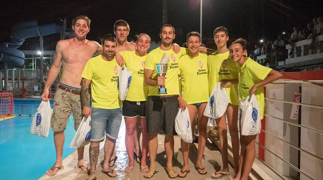 riviera24- Waterpolo Cup 2018