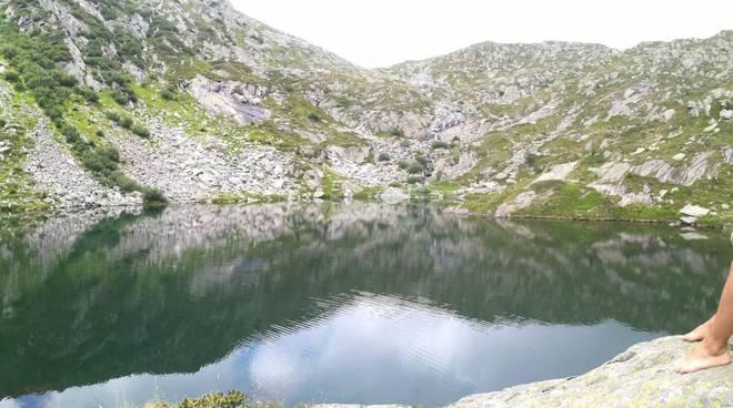 """""""Cinque laghi"""" del Trentino"""