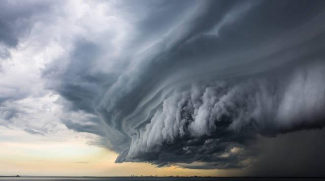 maltempo temporale mare