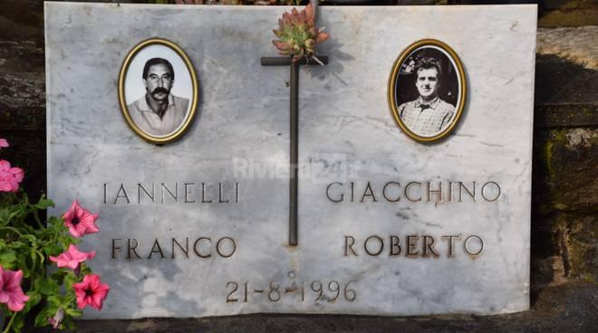 Messa in ricordo forestali morti a Montenero